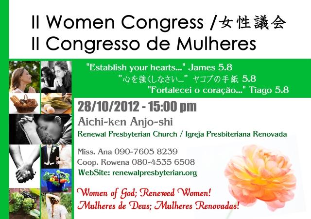 Congresso de Mulheres 2012b