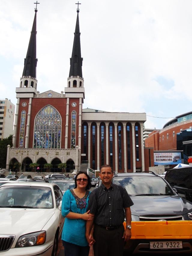 Igreja Presbiteriana de Seul