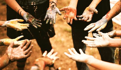 Mostra-me tuas Mãos