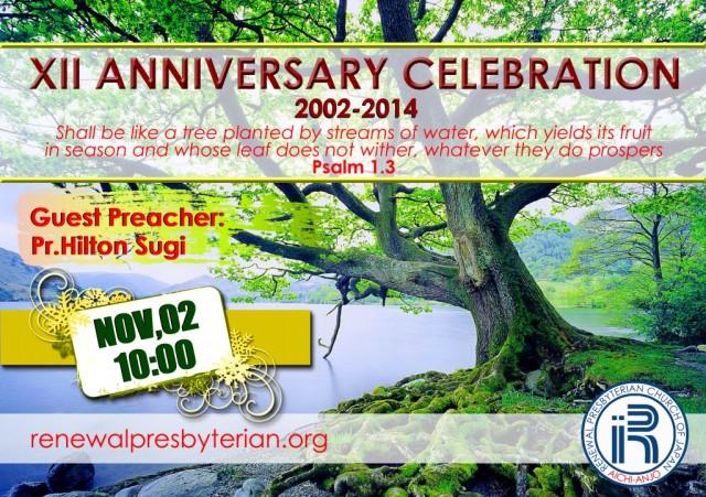 XII Aniversario da IPRJ de Anjo 2