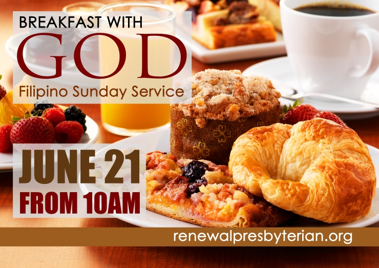 Breakfast With God